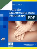 Gu+¡a de masoterapia para fisioterapeutas-M.Torres-I. Salvat