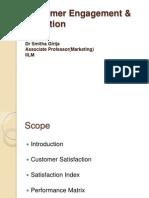 Satisfaction Index