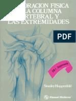 Exploracion Fisica de La Columna Vertebral y Las Extremidades-Stanley Hoppenfeld