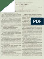 Legea 132 Din 2012 Pentru Aprobarea OUG Nr. 16 Din 2012 Privind Stabilirea Unor Masuri de Reorganizare in Cadrul Administratiei Publice Centrale