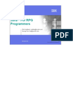 Java for Rpg