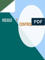 Riesgo y Control Interno