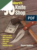 Wayne Goddard's 50 Dollar Knife Shop-Origional Edition-PDF