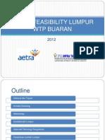 Pengolahan Lumpur WTP Buaran_31!5!2012