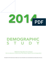 CIES Demographic Study (2014)