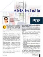CRAMS in India