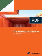 Brochure Hardtop Container en 062012