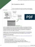 GNU Toolchain With Crosstool on ML410