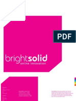 Brightsolid corporate brochure