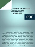 Power Point k3lh