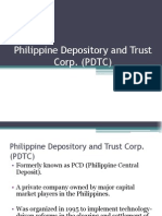 Philippine Depository and Trust Corp