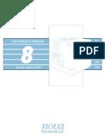 NOVA8 Refererence Manual (PN15836)