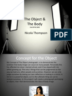 The Object & Body