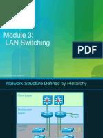 3. LAN Switching