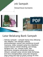 Konsep Bank Sampah