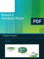2. Management Router