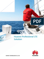 Huawei Professional LTE Solution