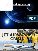 Jet Airways Ppt