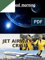 Jet Airways Ppt