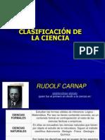clasificacion metodologicas