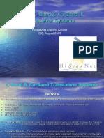 HSN Codan Transceiver