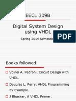DSD using VHDL
