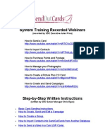 Customer Training Resources