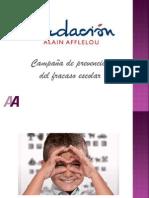 Alain Afflelou Prevencion Fracaso Escolar