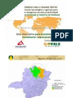 projeto biosfera da energia social resume pdf