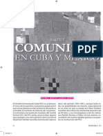 Lazar Jeifets, Comunismo en Cuba y México. Parte I. (2010)