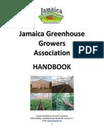 Greenhouse Production Handbook