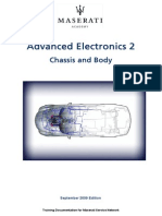 Advanced Electronics 2 - Chassis