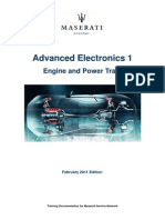 Advanced Electronics 1 - Engine and Powertrain
