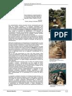 Aproximacion Al Proceso de Apropiacion Del Espacio Colectivo en Asentamientos Espontaneos