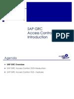 Ati - Sap Grc Ac10 Introduction