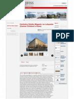 Centralny Detsky Magazin na Lubyanke (Central Children's Store) - Property Xpress