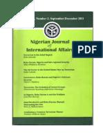 Boko Haram, Nigeria and Sub-regional Security