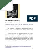 Abraham Agüera Blanco