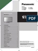 Panasonic LED Viera Tc l32b6b Tc l39b6b Tc l32xm6b Tc l39em6b Manual