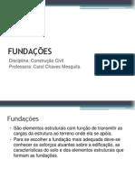 2. Fundações
