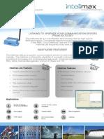 Intelimax Lite HSPA+ Modem - Maxon Solutios