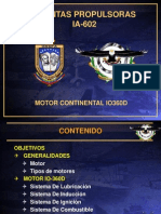 Motor IO360D