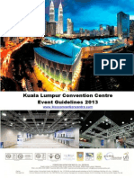 Event Guidelines 2013