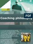 Coaching Philosophy