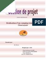 Rapport Final Ouarzazate