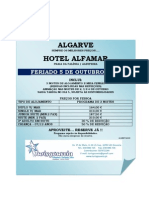 20091005 Alfamar Beach & Sport Resort - Feriado