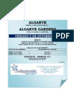 20091005 Apartamentos Algarve Gardens - Feriado