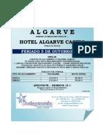 20091005 Hotel Algarve Feriado