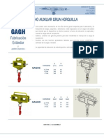 Brochure Accesorios Grua Horquilla Isem Ltda