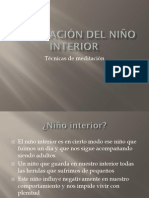 La Sanacion Del Ninio Interior